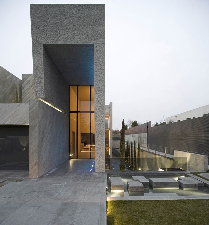 Modern Entrances Designed To Impress Architecture Beast