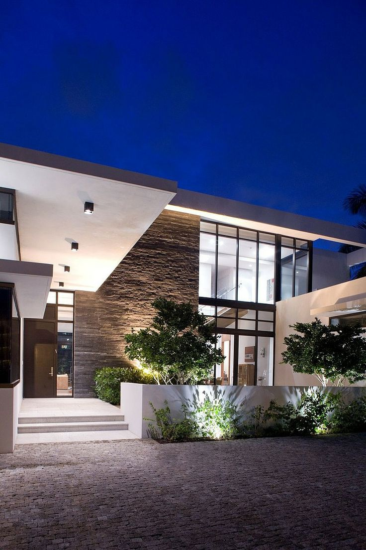 40 modern entrances designed to impress architecture beast for Architecture jardin