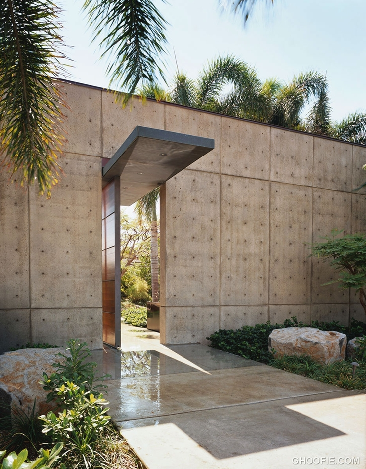 40 Modern Entrances Designed To Impress! - Architecture Beast on Modern Entrance Design  id=51997