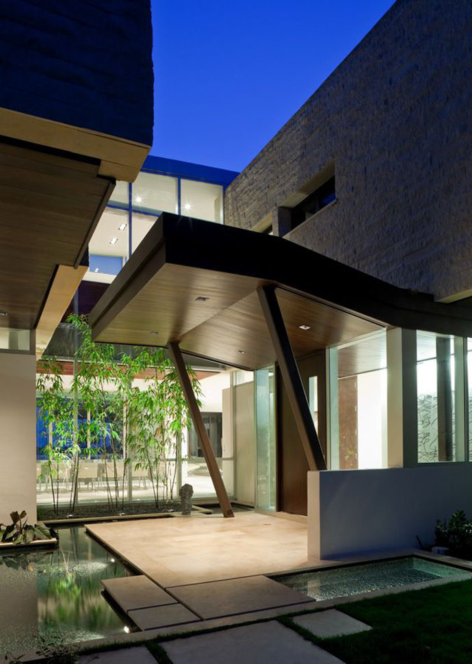 40 modern entrances designed to impress architecture beast