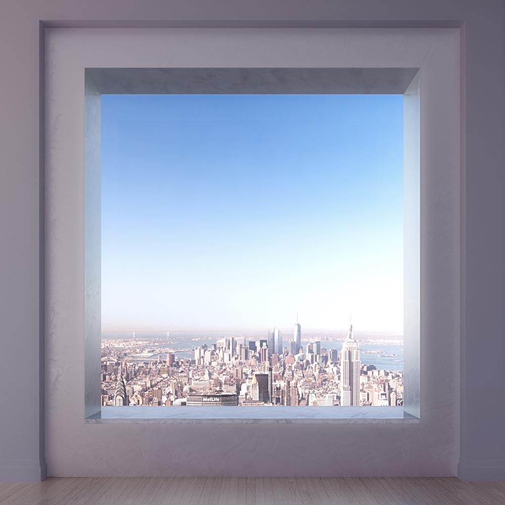 432 Park Avenue window