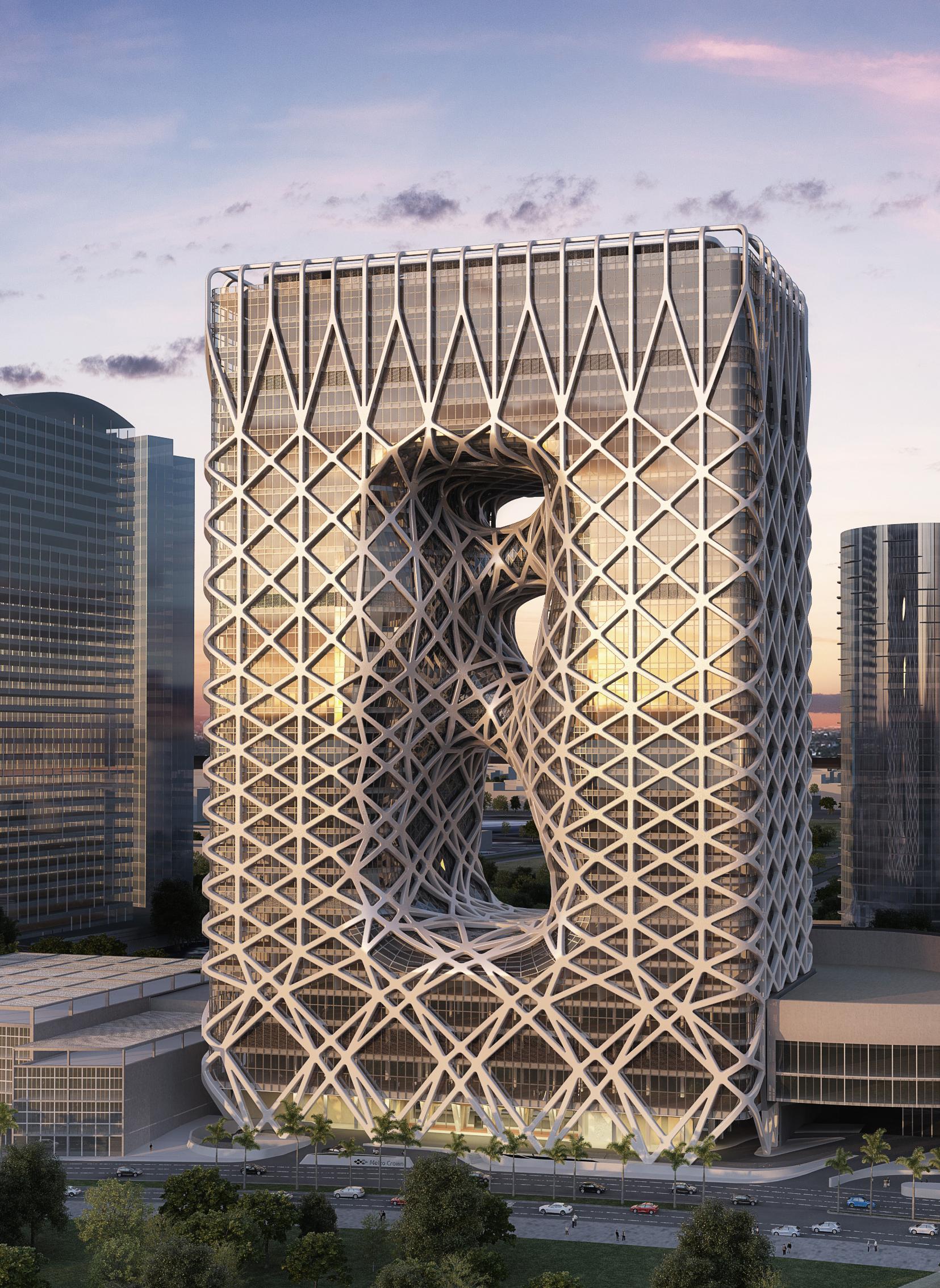 Futuristic Architecture by Zaha Hadid Architects - Architecture Beast