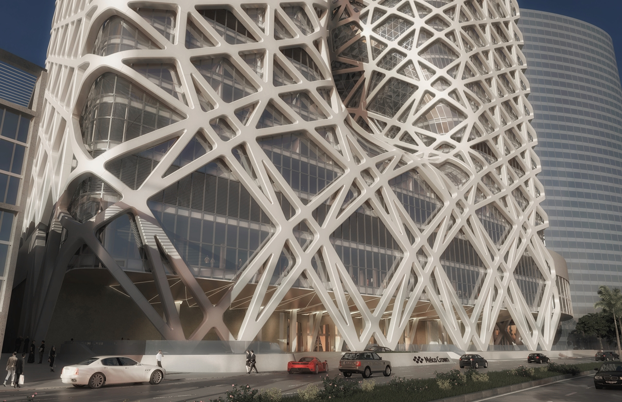 Futuristic Architecture By Zaha Hadid Architects