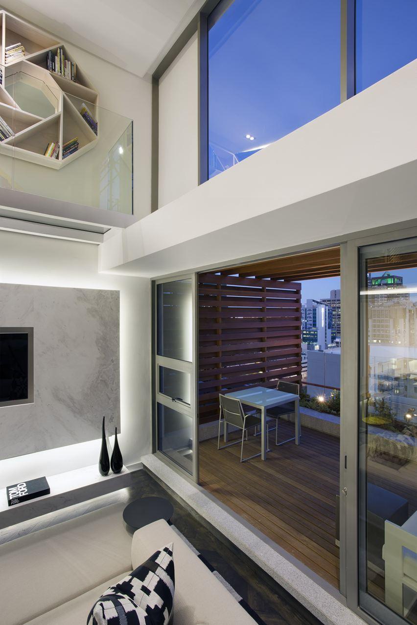 Gorgeous small apartment interior design idea by saota - Small apartment interior design ...