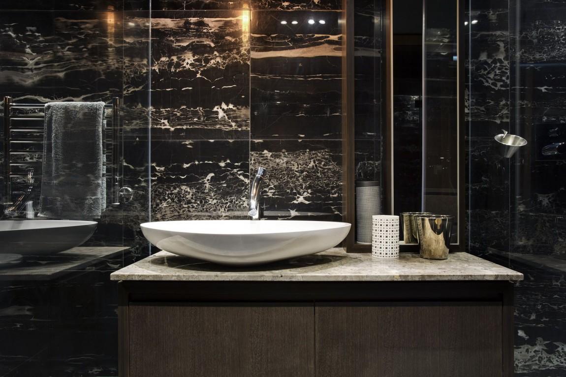 Gorgeous Small Apartment Interior Design Idea by SAOTA - Architecture ...