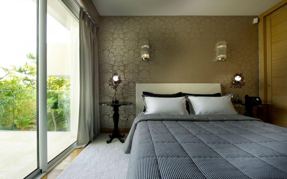 Fourth modern bedroom