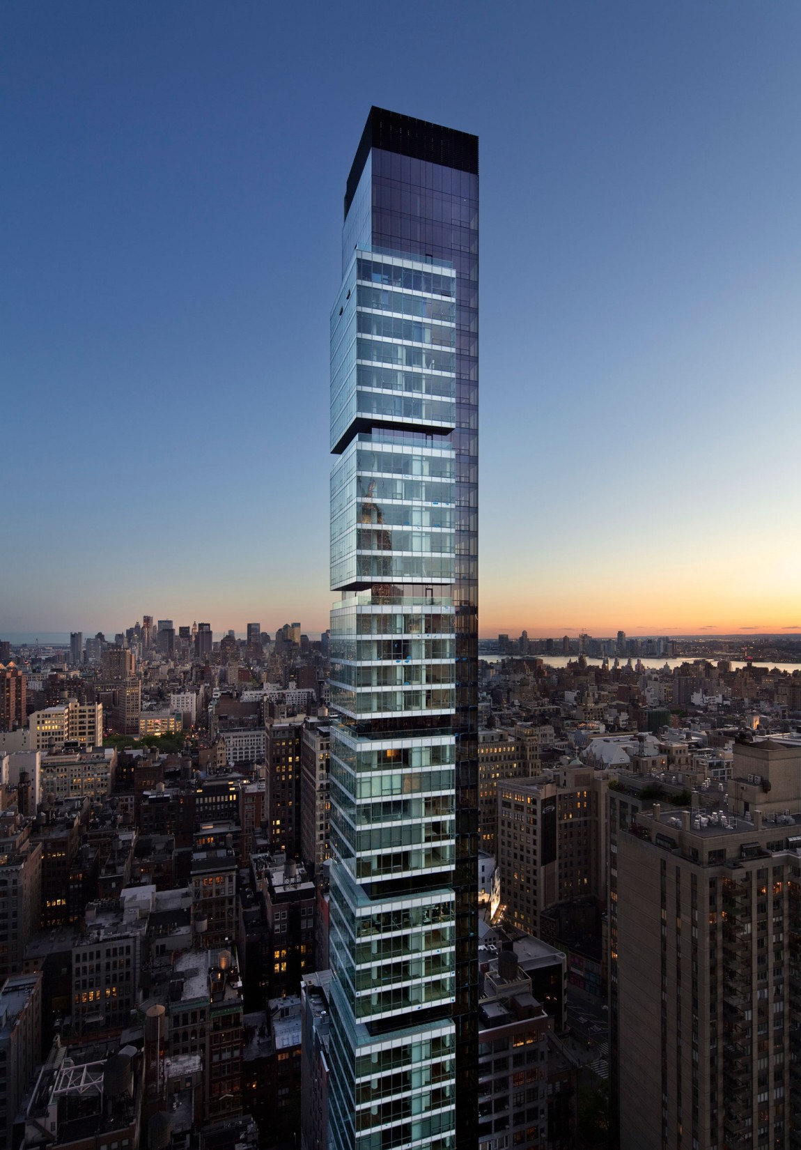 Is this the most impressive penthouse apartment ever sold for New york apartment buy