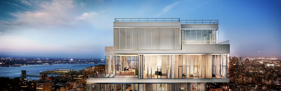 56 Leonard Street Unique Design Defining New York