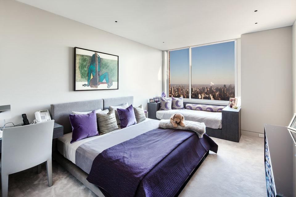 Astonishing Gorgeous Modern Apartment Above The New York City Download Free Architecture Designs Rallybritishbridgeorg