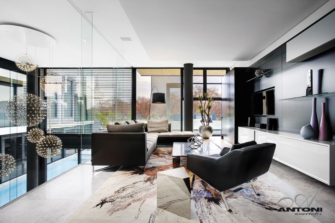 Modern Mansion With Perfect Interiors by SAOTA ... on Interior:ybeqvfpgwcq= Modern House Ideas  id=94970