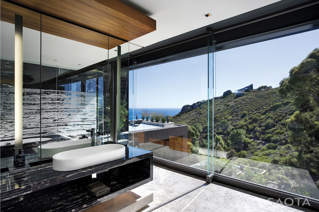 Beautiful houses nettleton 198 by saota architecture beast for Best bathroom designs in south africa