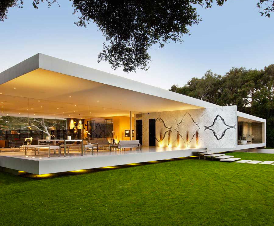 The most minimalist house ever designed architecture beast for Modern home design usa