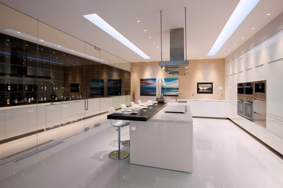 Jim Bartsch Minimalist Kitchen Design
