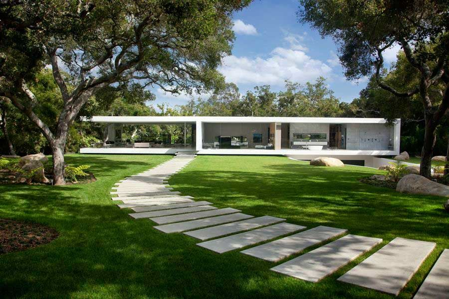 The most minimalist house ever designed architecture beast for Minimalist house for sale