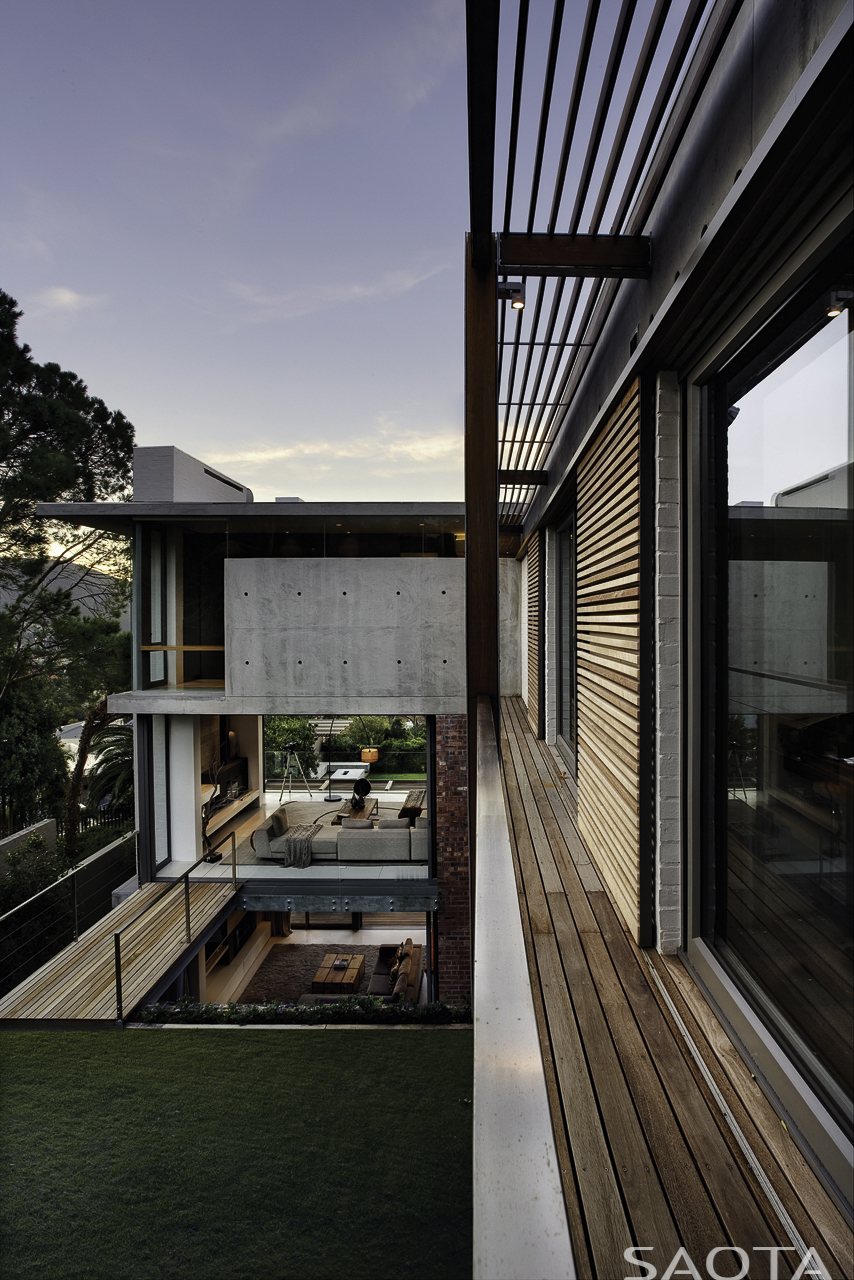 Contemporary Home Of Dreams By Saota Featured On