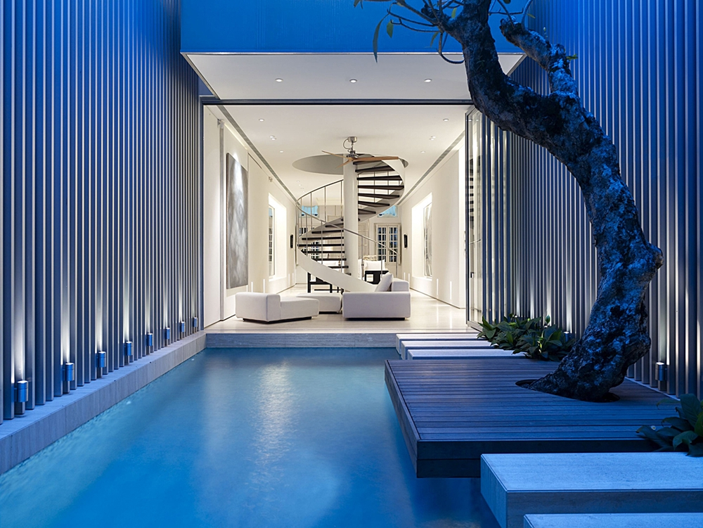 Creative home stunning modern 55 blair road house for Stunning architectural homes