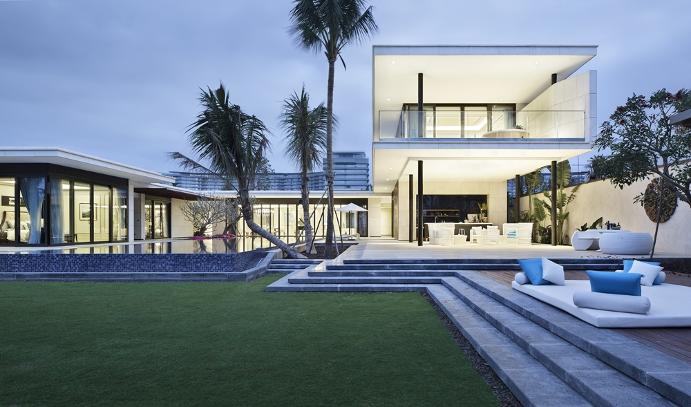 Top 50 modern house designs ever built architecture beast for Best villa design