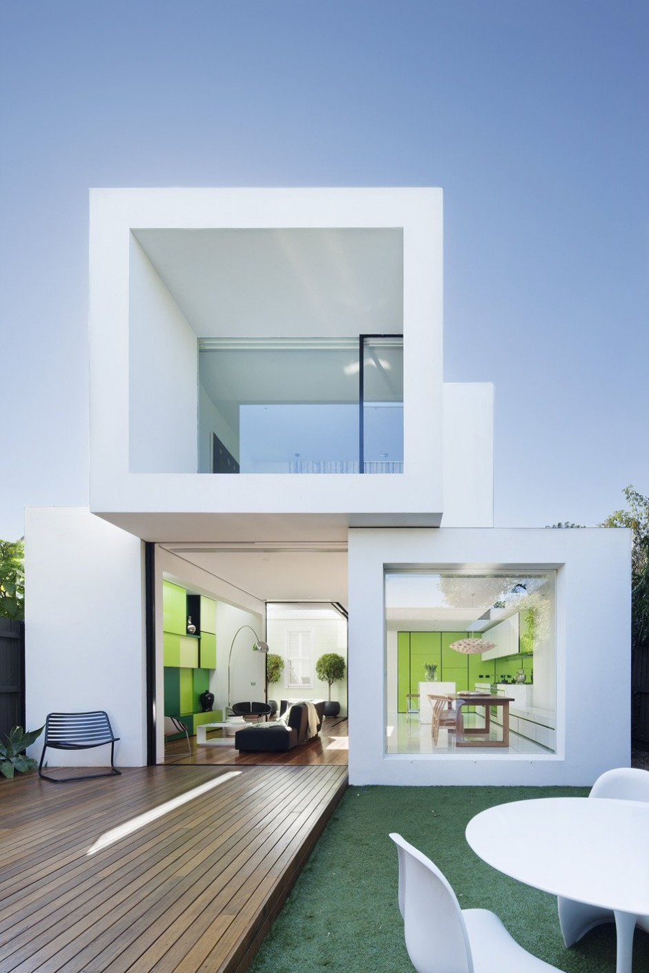 Modern architectural designs small houses