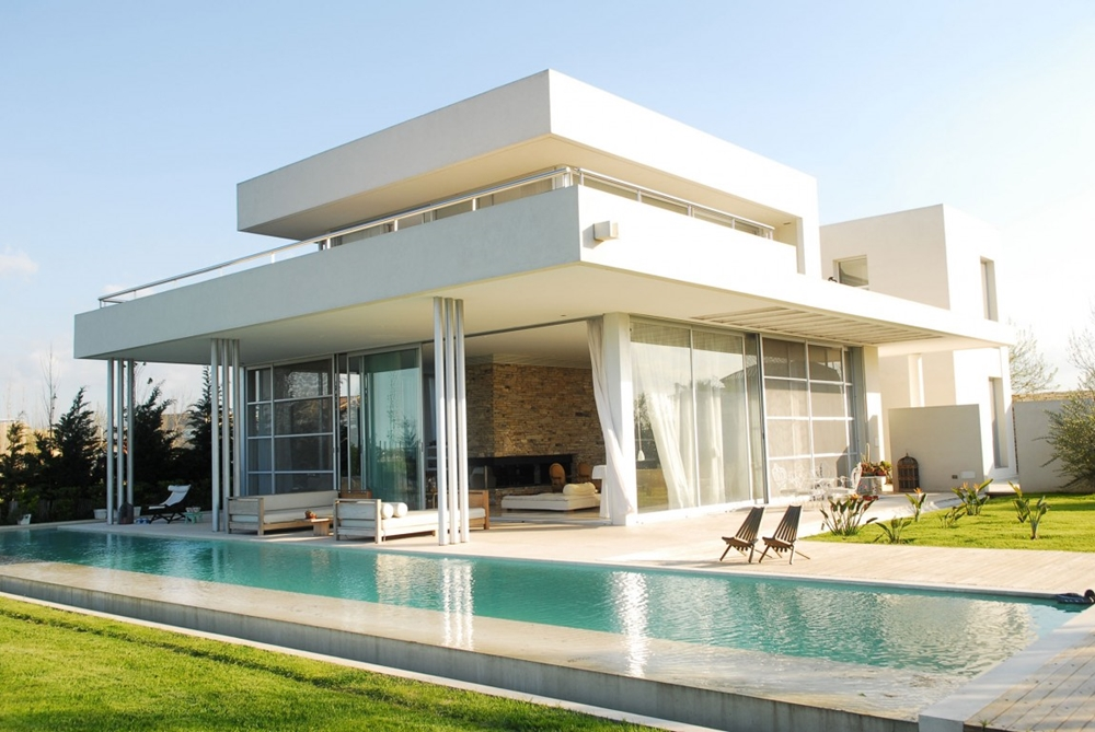 Big Beautiful Modern Houses