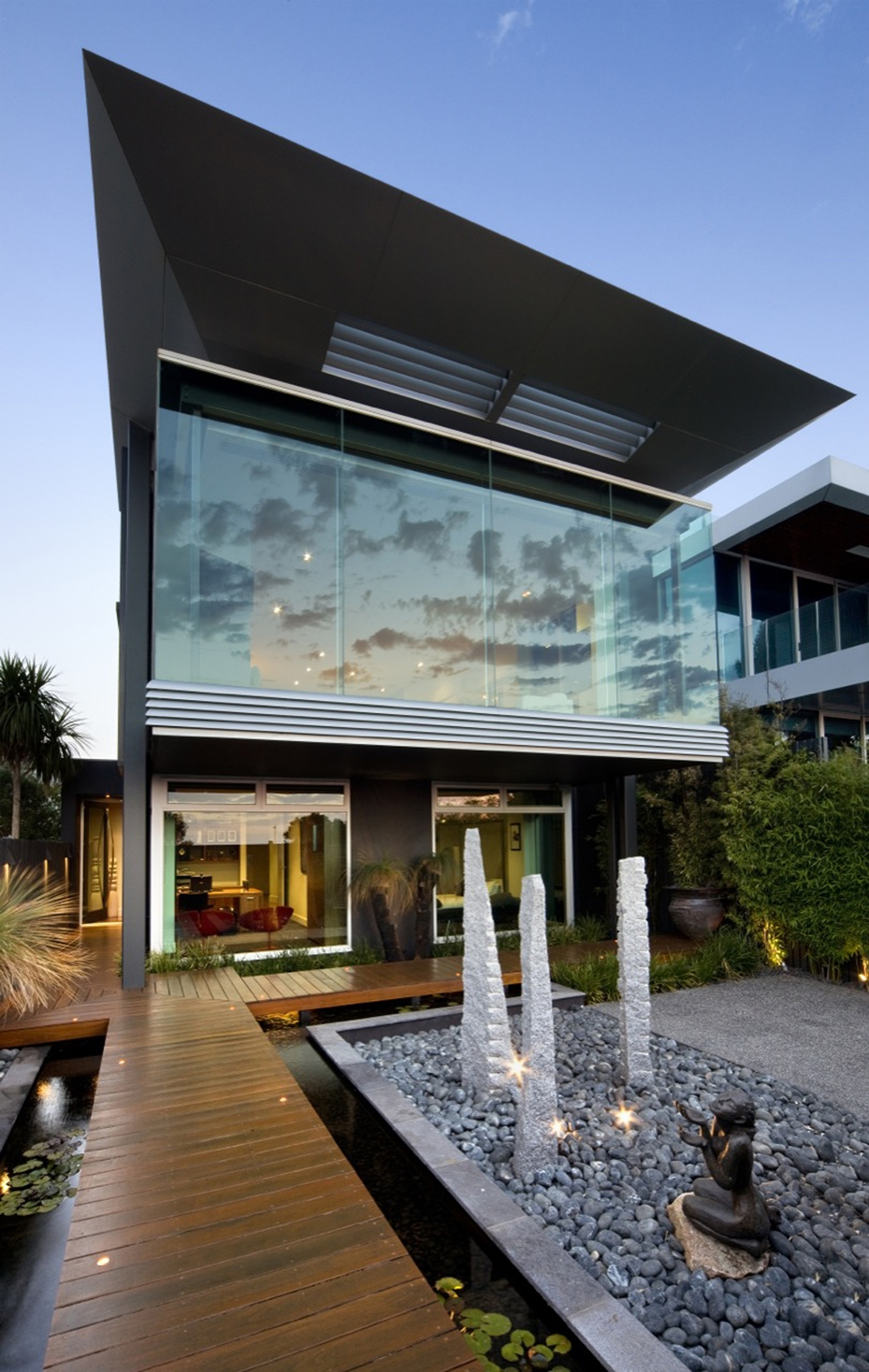 Top 50 modern house designs ever built architecture beast for Modern portico designs
