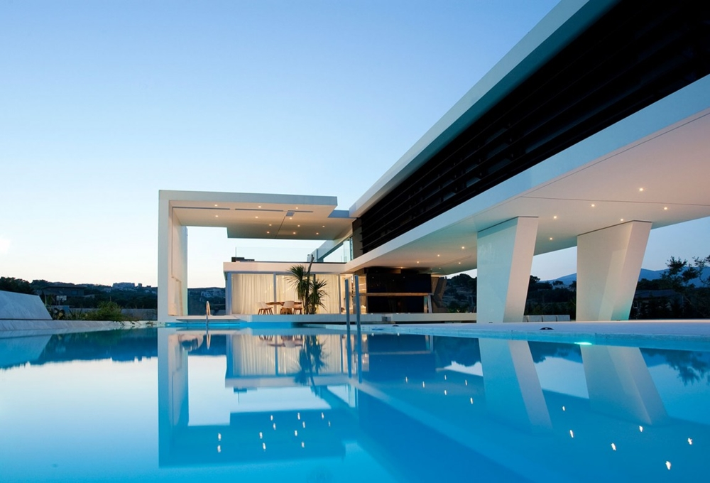 Modern Home Architecture Beauteous Top 50 Modern House Designs Ever Built  Architecture Beast Review