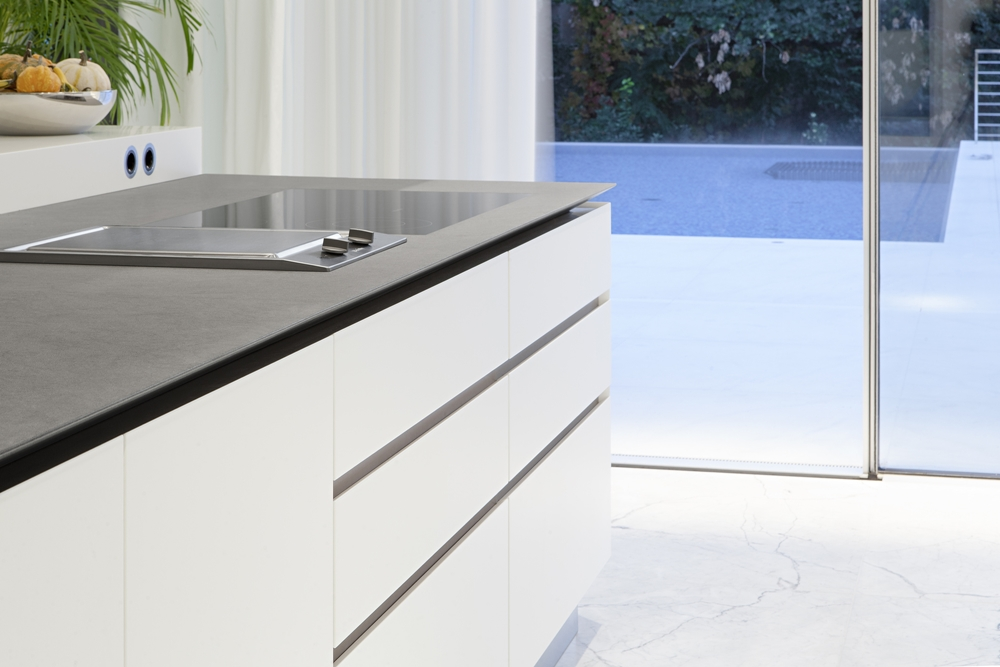 Modern kitchen furniture