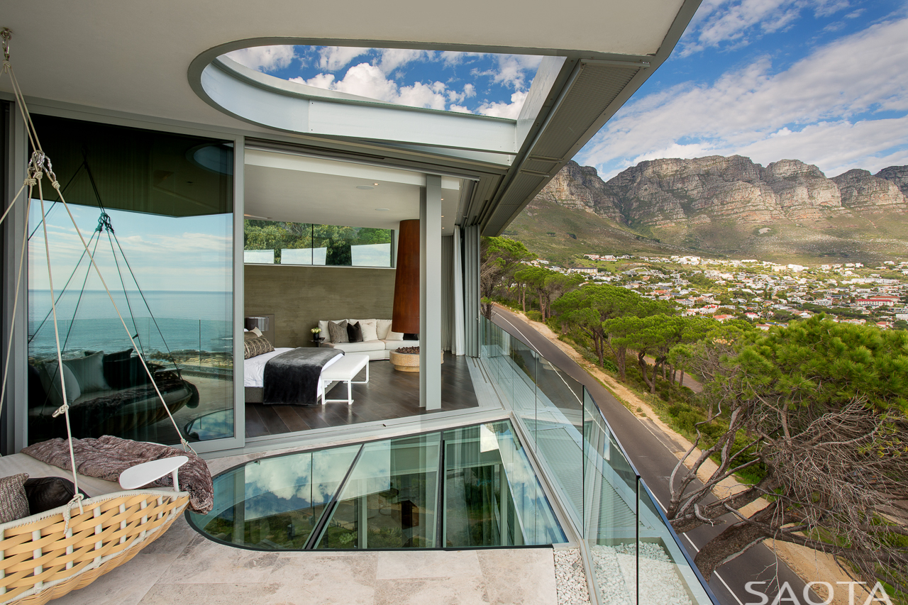 Amazing House with 270° views of the Atlantic Ocean - Architecture Beast
