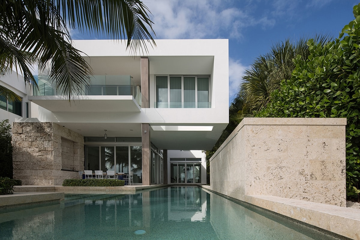 Amazing houses living modern with style architecture beast for Modern houses in florida