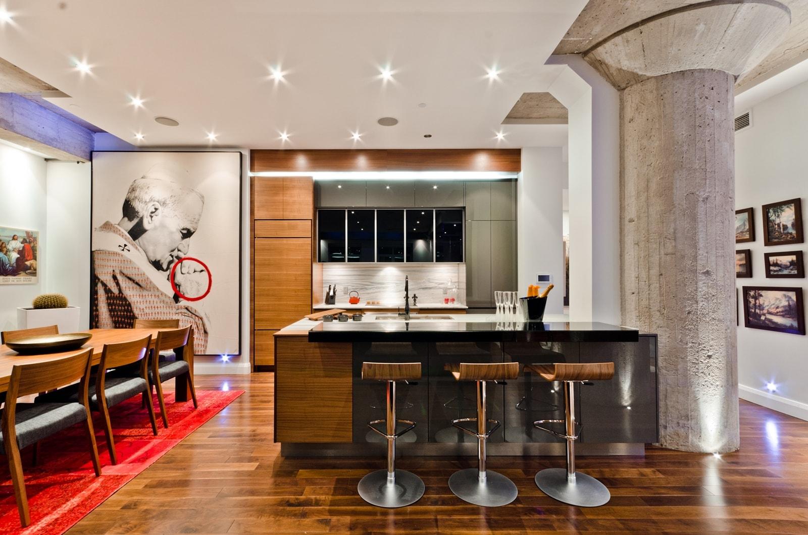 World S Fanciest Kitchen