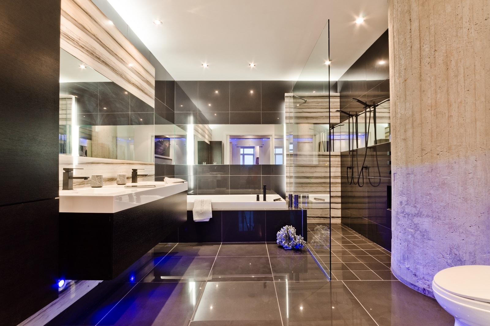 Modern apartment with an amazing ideas architecture beast - Modern apartment interior design ...