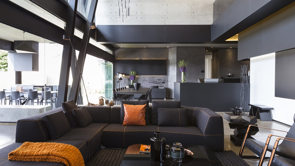 Best houses in the world amazing kloof road house for Best house interior designs in the world