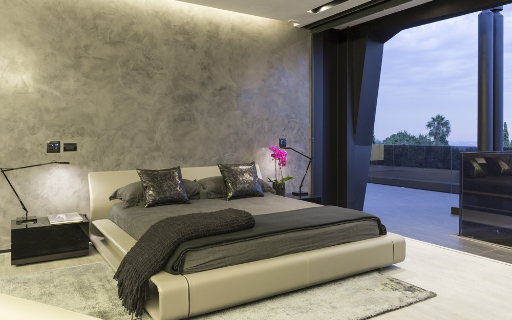 ... Modern Bedroom In One Of The Best Houses In The World ...