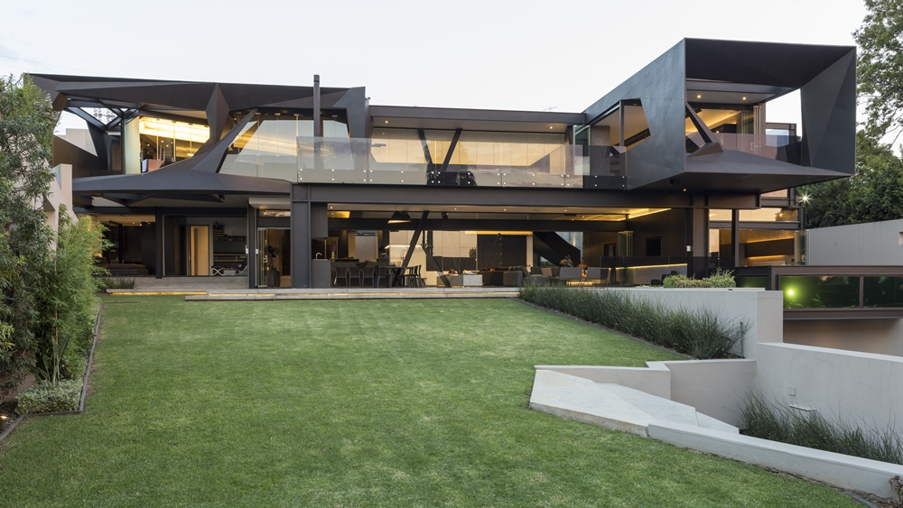 Best houses in the world amazing kloof road house architecture beast Best modern houses