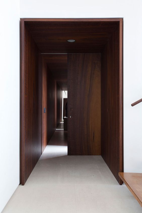 Modern Interior Doors Ideas 14: Door Designs: 40 Modern Doors Perfect For Every Home