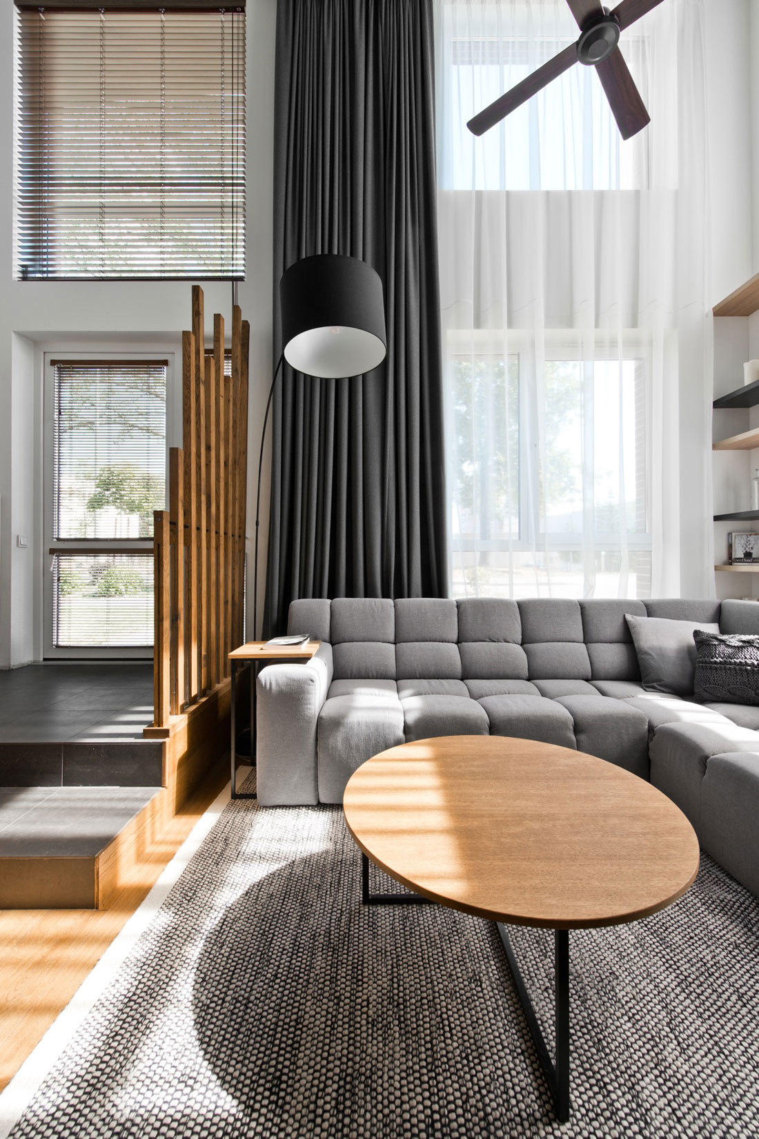 Modern Minimalist Living Room Design: Scandinavian Interior Design In A Beautiful Small