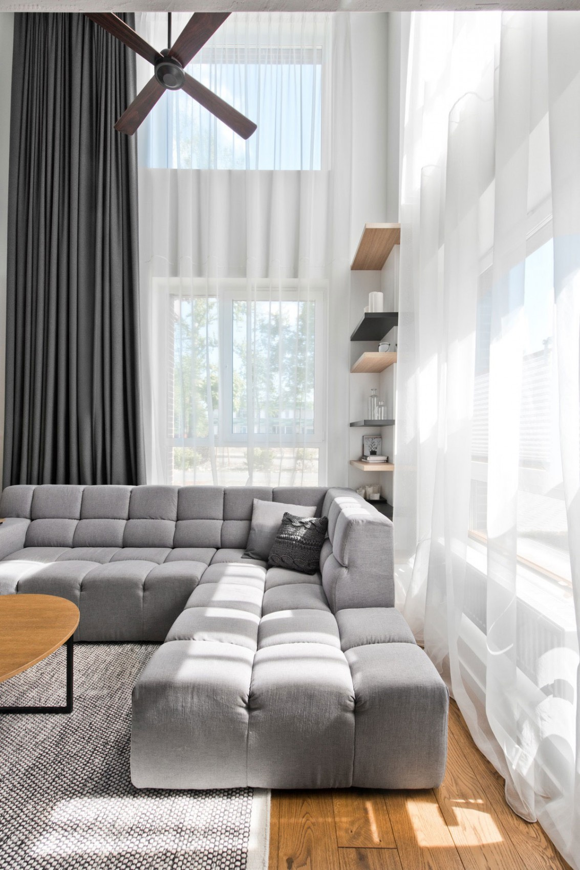 Beautiful Apartment Design scandinavian interior design in a beautiful small apartment