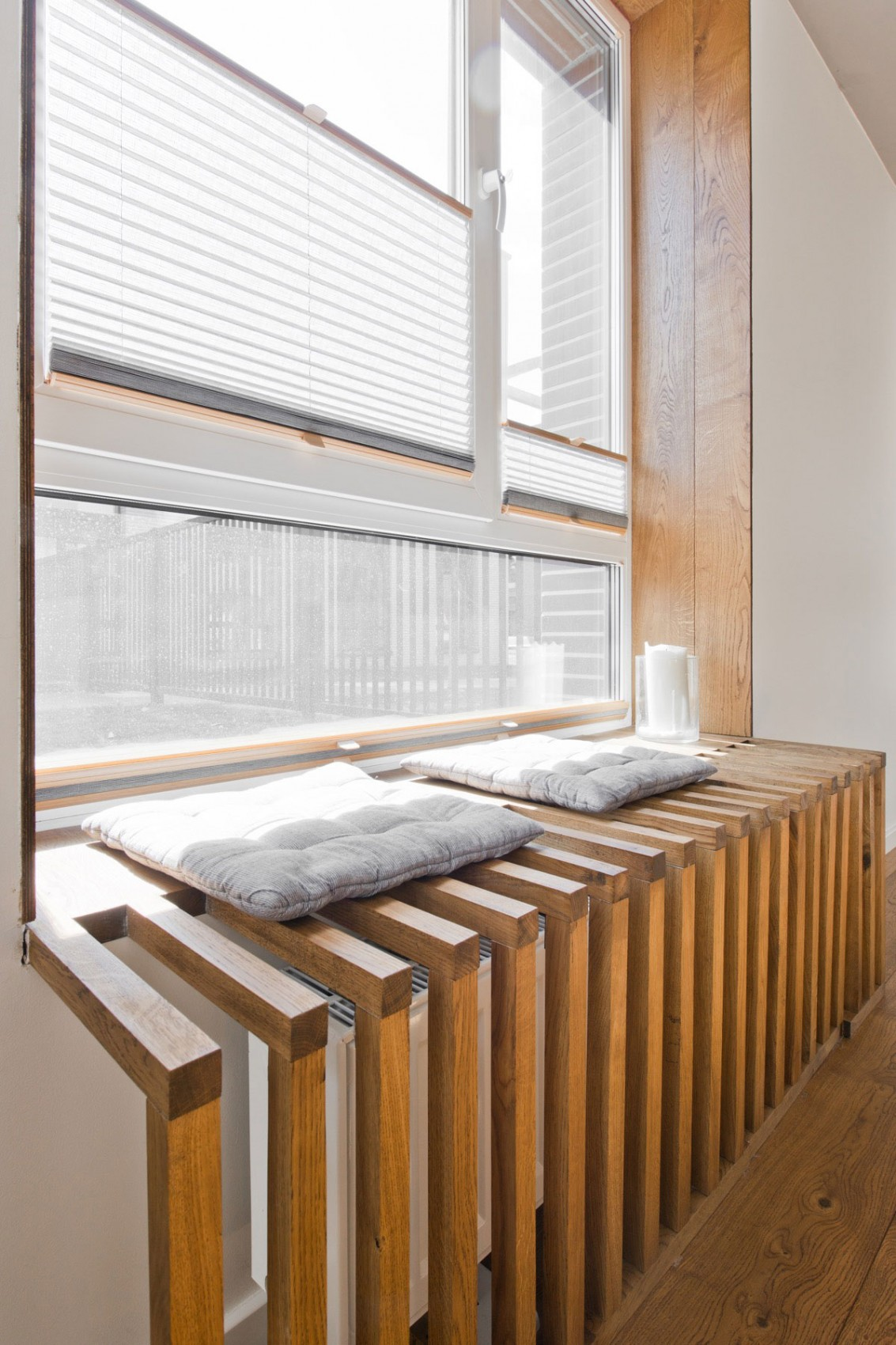 Window nook by InArch