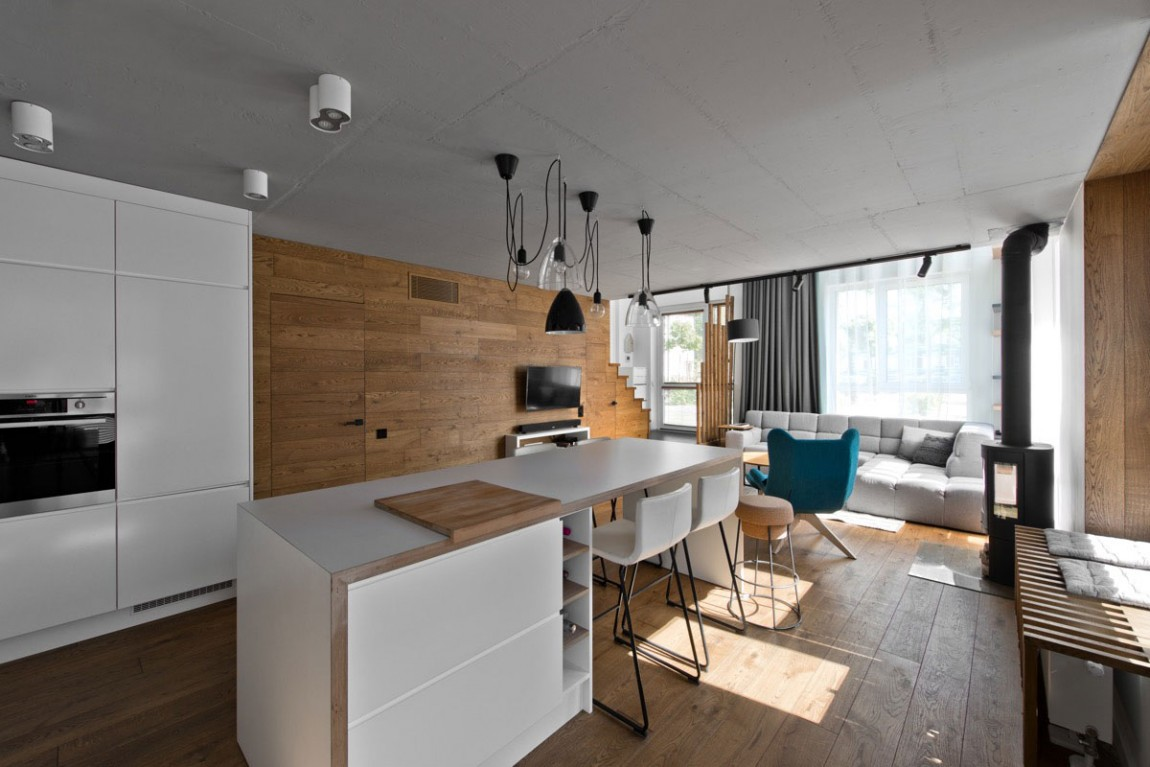 Scandinavian Interior Design By InArch