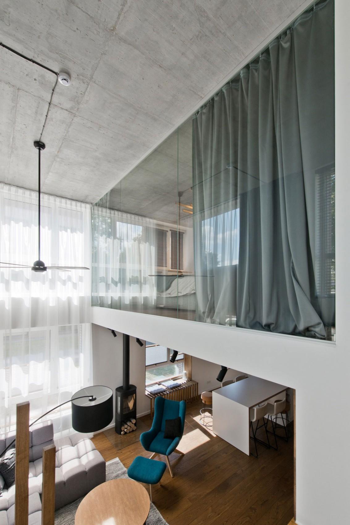 Scandinavian interior design by InArch