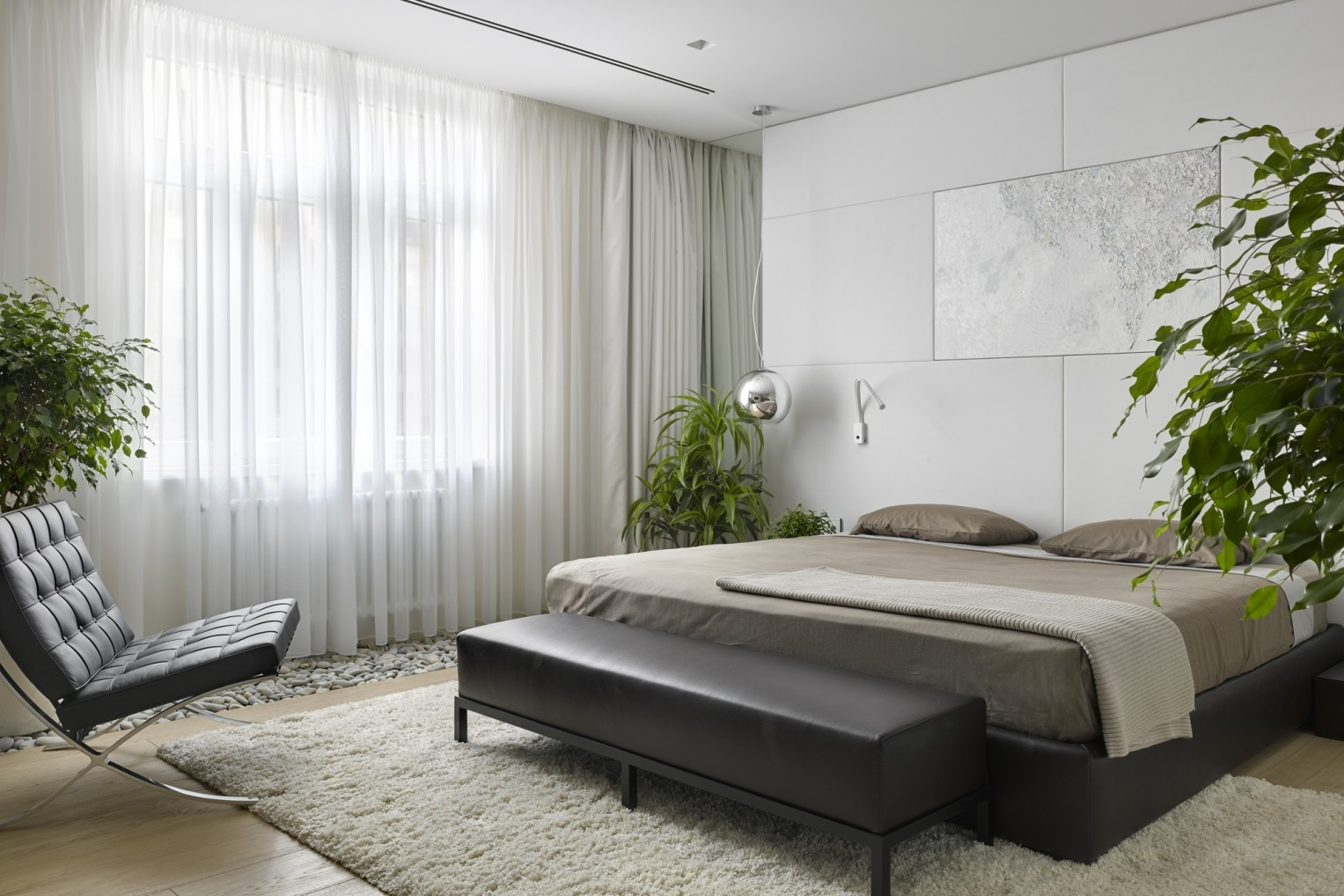 Modern Bedroom - cover