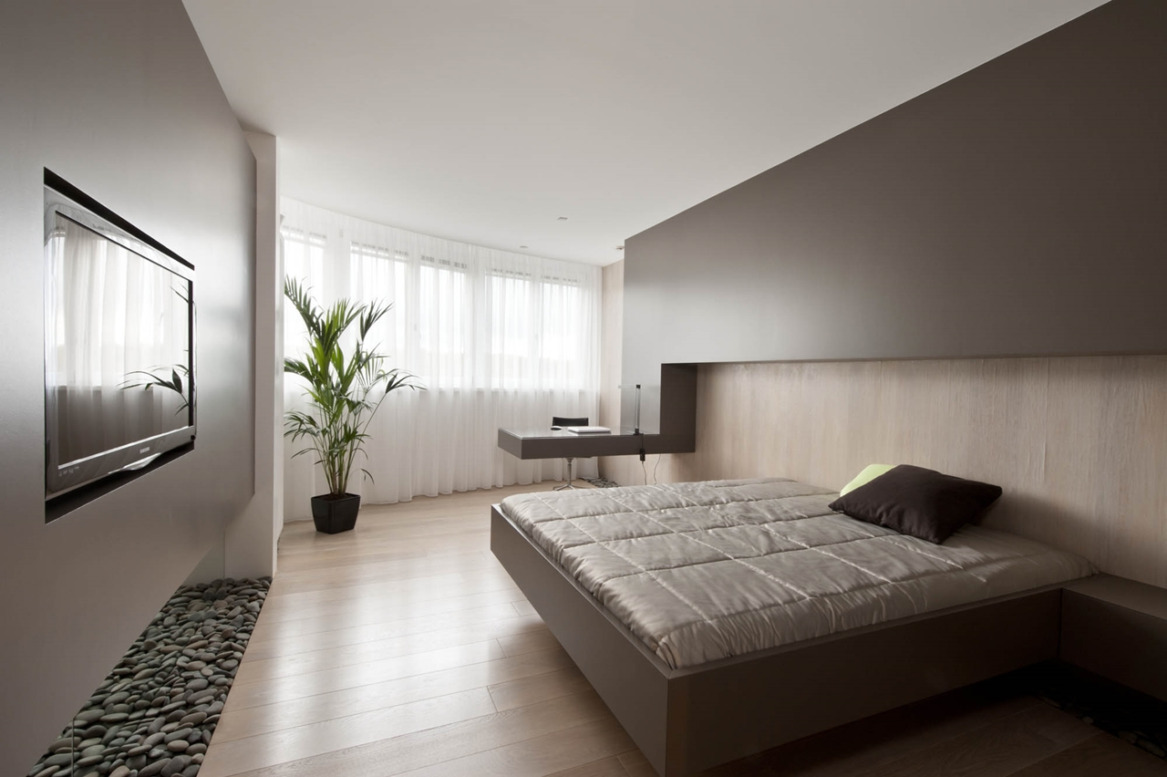 20 small bedroom ideas that will leave you speechless for Minimalist bedding design