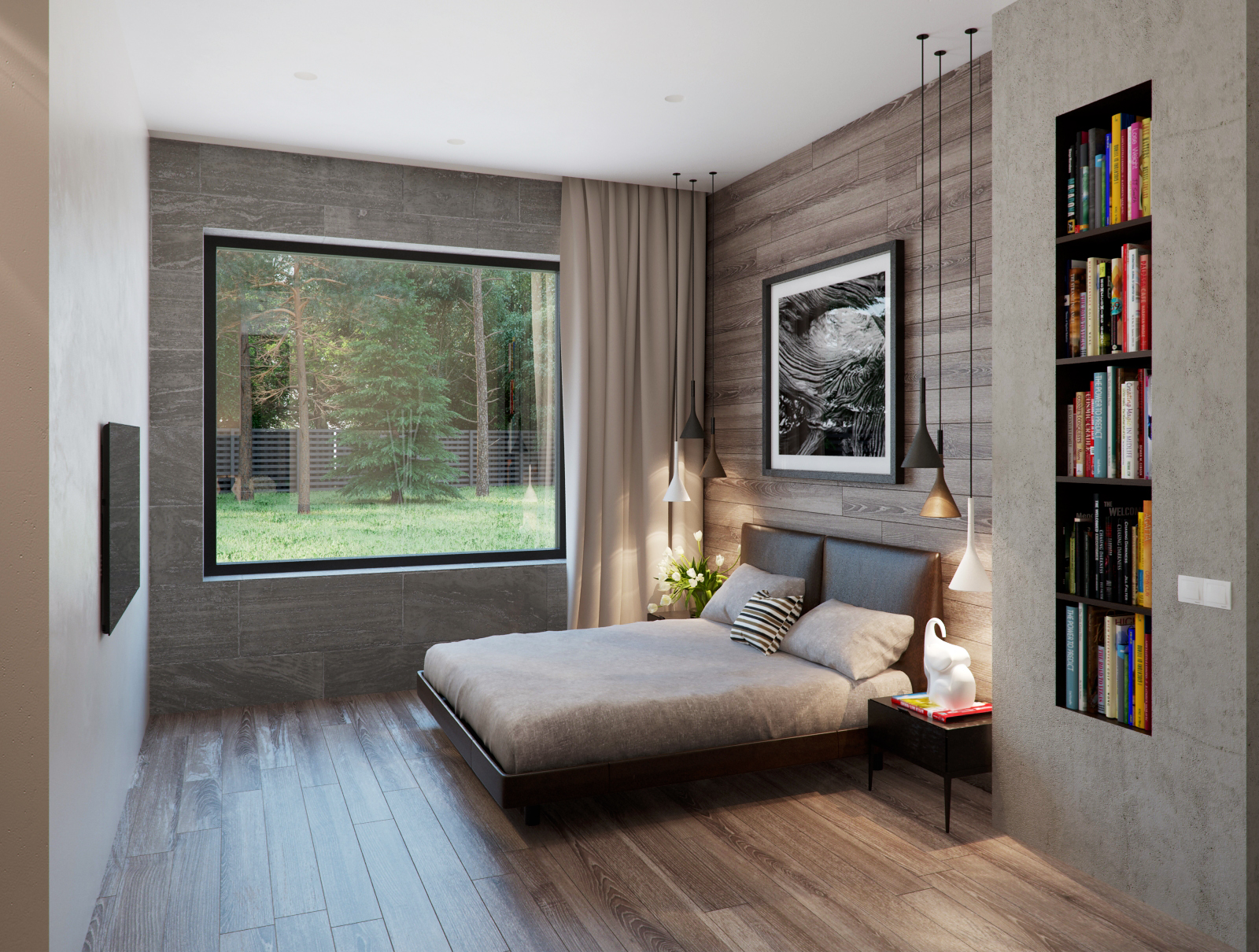 20 small bedroom ideas that will leave you speechless for Bedroom interior images
