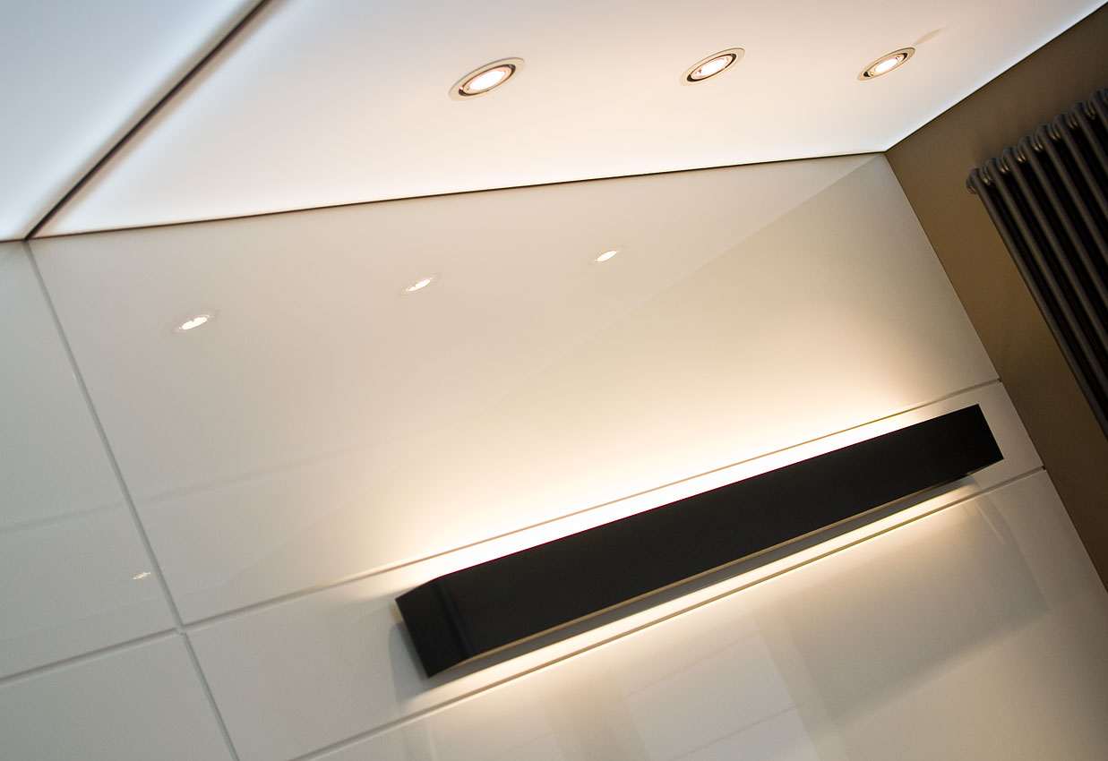 Living room wall light by Fimera