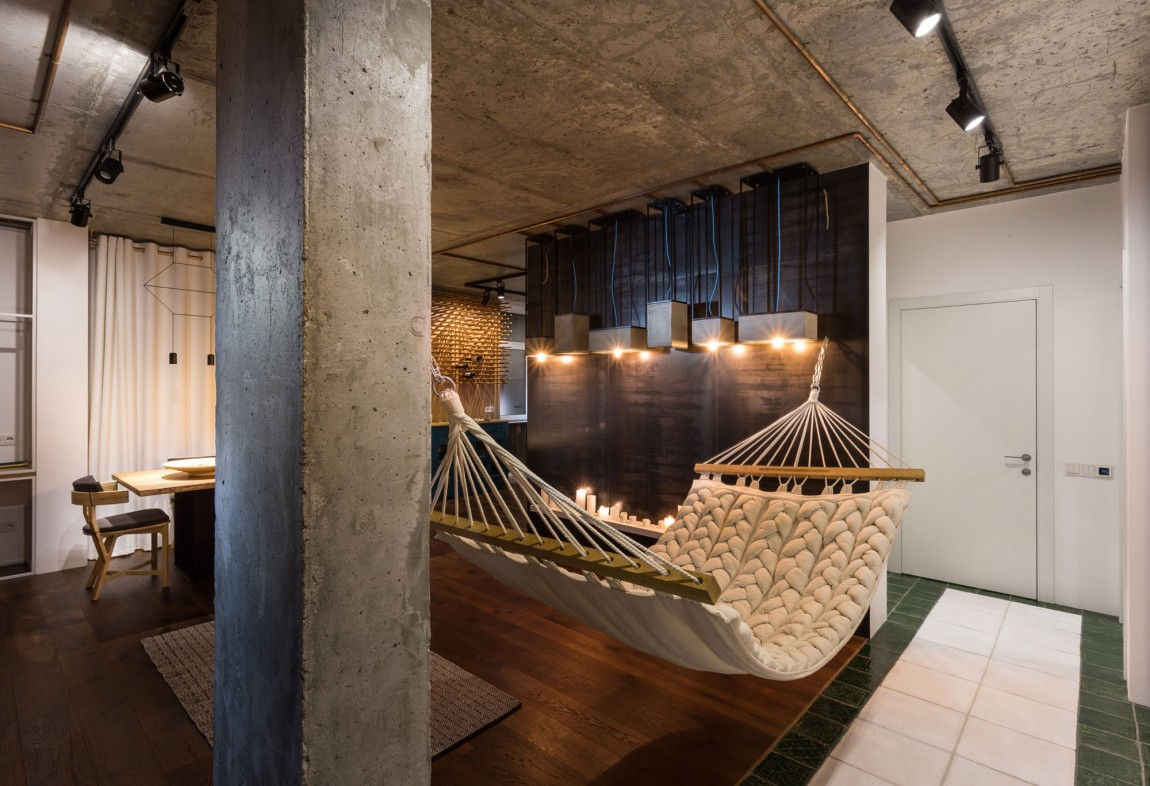 hammock by SVOYA Studio