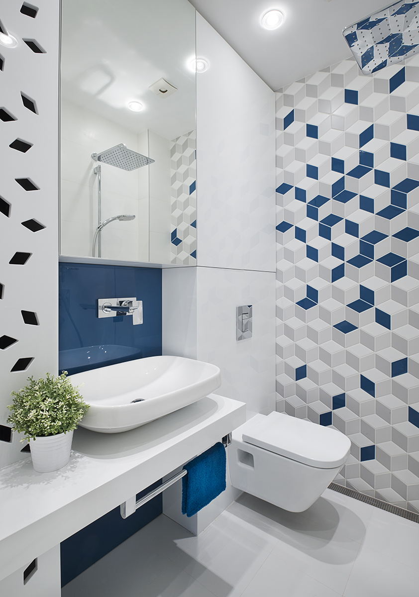 Small apartment design - Modern elegance by Fimera featured on ...