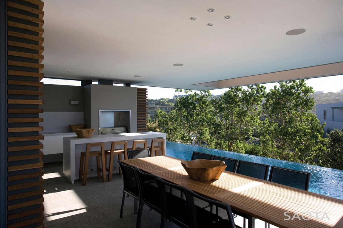 Balcony Kitchen Designs