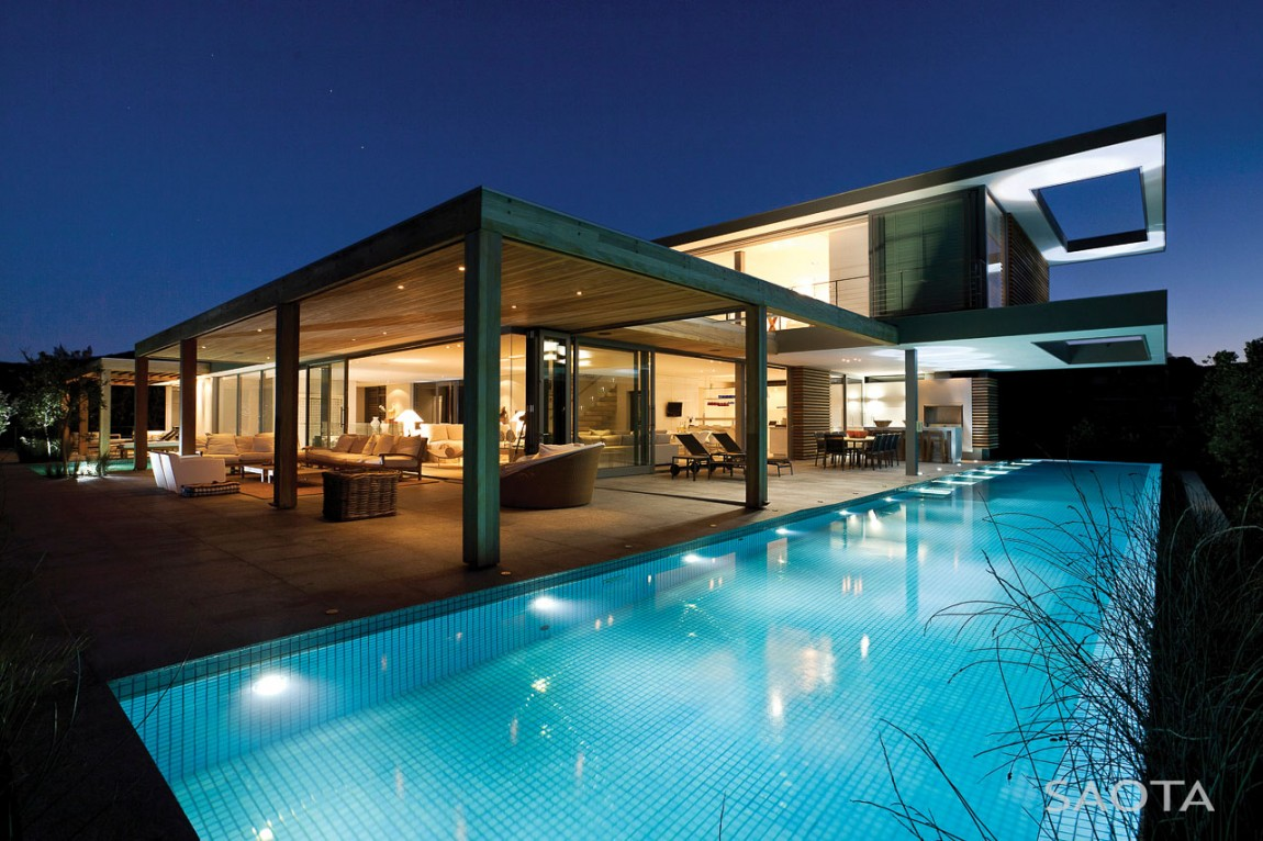 Terrace Design Which Defines An Amazing Modern Home Featured On Architecture Beast 21 Architecture Beast