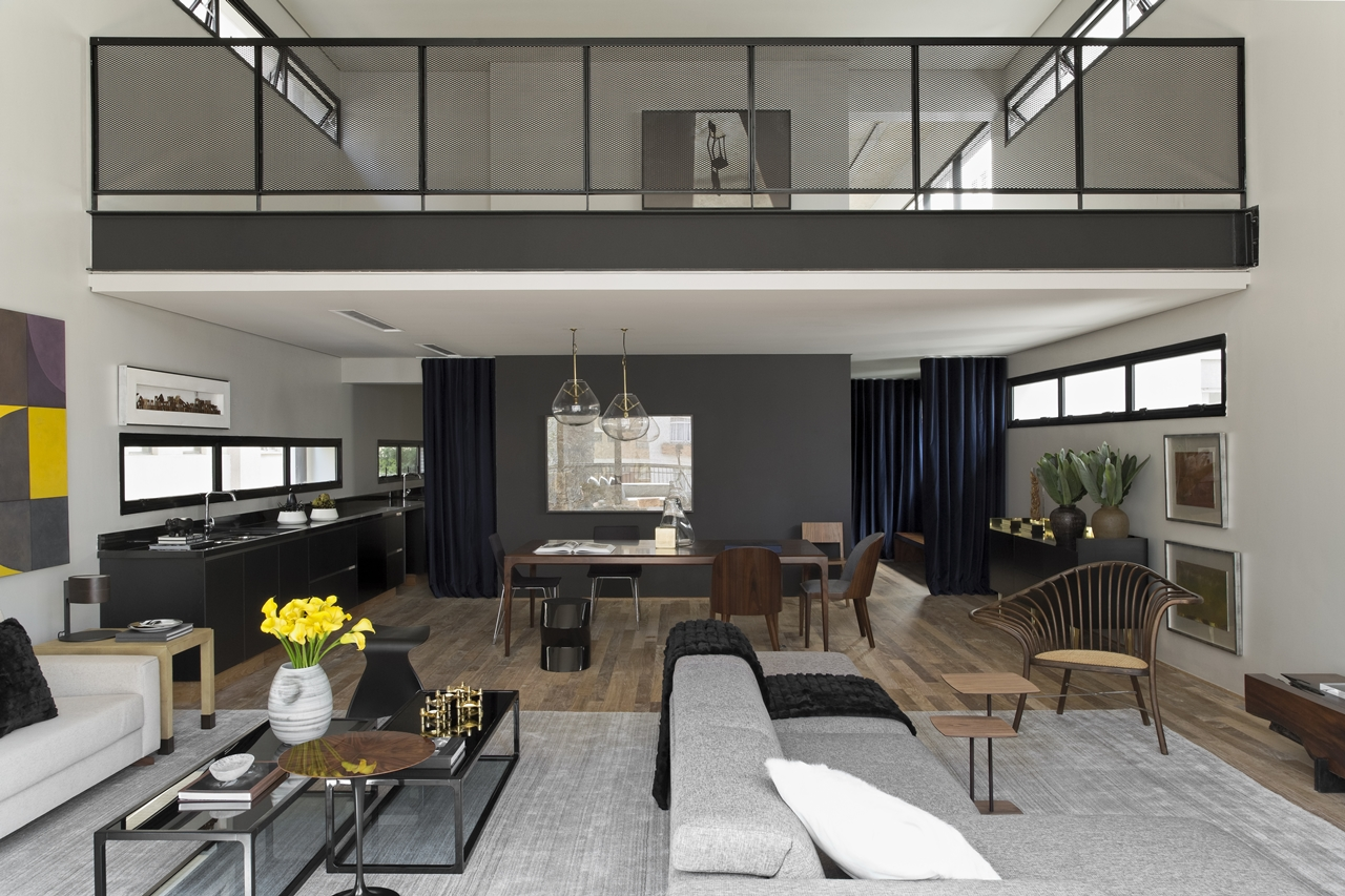 Ultra Contemporary Extension In Hull together with Modern Industrial Interior Design moreover 5 Small Studio Apartments With Beautiful Design likewise Black Cube House Kameleonlab furthermore Villas A Vendre. on ultra modern house designs