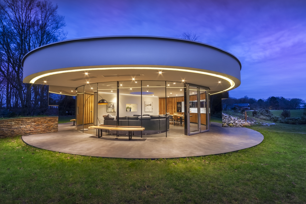 Round house design by 123DV