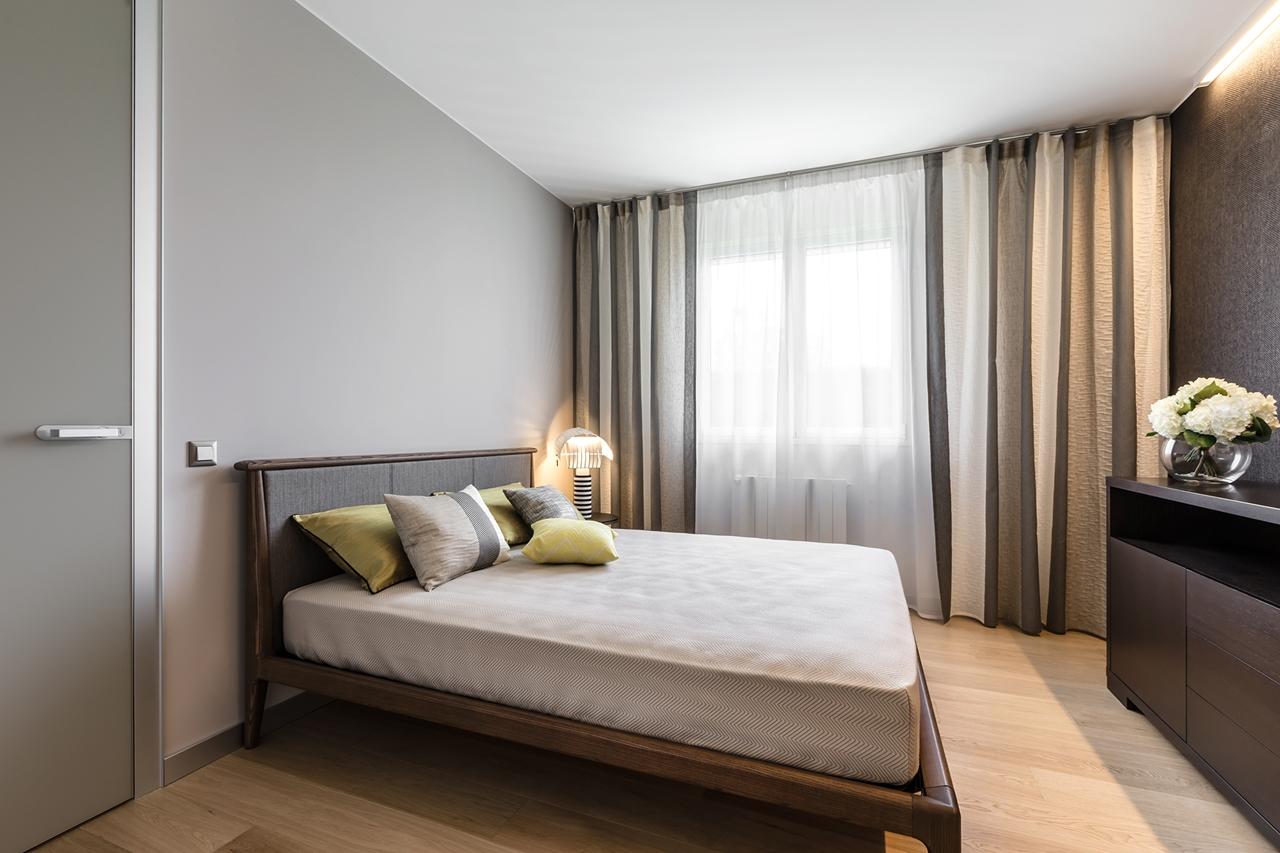Modern bedroom by NG Studio